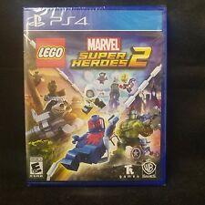 LEGO Marvel Super Heroes 2 (Sony PlayStation 4, 2017) BRAND NEW