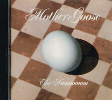 CD album: Mother Goose: the anomoanon. drag city. indie