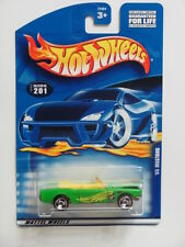 HOT WHEELS 2000  '65 MUSTANG COLLECTOR #201 GREEN W+