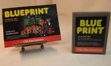 Blueprint (Atari 2600, 1983) With manual