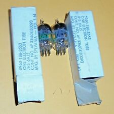 Pair Jhs 6Aj5 Vintage Electronics Tube Tested Nos