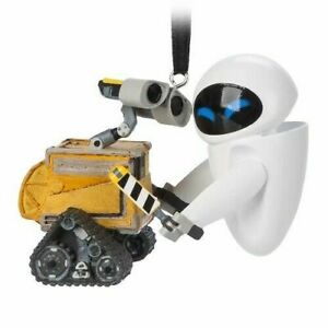 Disney 2021 Wall-e and Eve Christmas Hanging Decoration