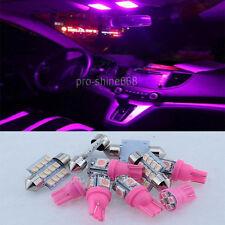 Premium Pink Interior LED Lights Package Bulb SMD KIT For 2005-2016 Scion tC