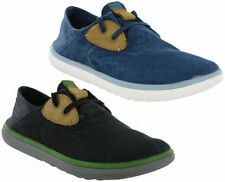 Canvas Moccasins Solid Casual Shoes for Men