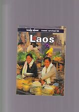 LAOS - guida ENGLISH - Cummings Joe 1994 lonely planet