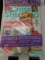 World of cross stitching magazine 2019