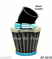 35mm cone Air Filter Honda Mini Trail 50 Z50 Mini Bike CT70 SL70 XL70 CL70 C70