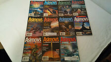 1997 Asimov's Science Fiction Magazine - Complete 11 Issue's