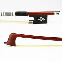 4/4 Size,Master Genuine Pernambuco Violin Bow,Fast response,Natural Horsehair