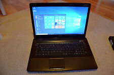 "240 GB SSD 1000 GB HDD 10 GB RAM/1600 Dual Core 17,3"" W10 64bit ASUS NOTEBOOK"