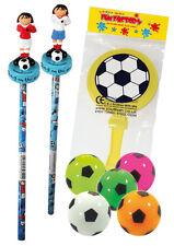 30 nouveau les jouets pour enfants football Fundraising PTA Job Lot Fête Sac Remplissage Pinata