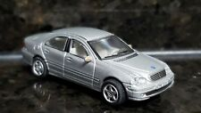 Hongwell Cararama 1:72 Mercedes-Benz C-Class Sedan Silver-Grey Premium Die-Cast