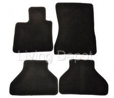 Fit For 09-14 BMW X6 Floor Mats Carpet Front & Rear Nylon 4PC