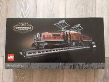 Lego 10277 Crocodile train