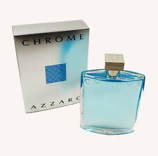 AZZARO CHROME 200ml Eau de Toilette Spray NEU/OVP