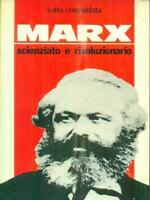 Marx Scientist And Revolutionary Aa.vv. Grappling Communist