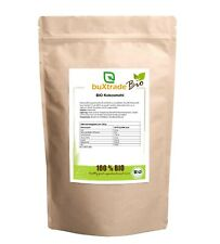 250 g BIO Kokosmehl   teilentölt   gemahlen   ohne Gluten   Cocos  Mehl   Kokos