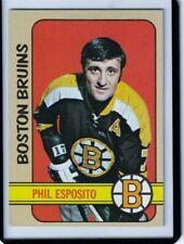 Phil Esposito 1972-1973 Topps Hockey Card