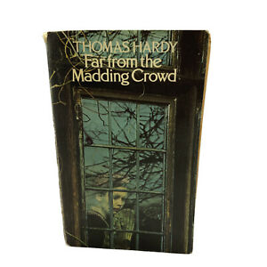 Far from the Madding Crowd by Thomas Hardy (Paperback, 1974)