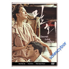 """BUY 5 GET 1 FREE""  Secret Love Affair Korean Drama (3 DVDS) GOOD_ENG SUBS"