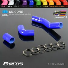 Silicone Intercooler Turbo Pipe Kit For LAND ROVER DEFENDER 300 TDi  Blue