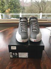 "2012 Air Jordan 12 Retro ""Cool Grey"" Size 13"
