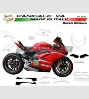 """Kit adesivi personalizzati per carene stradali e racing Ducati Panigale""""V718"""""""