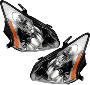 Right Headlight Assembly For 04-09 Lexus RX330 RX350 RX400h TJ72Z8 TYC