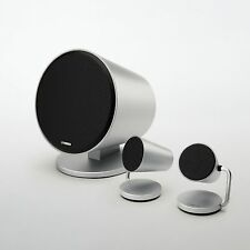Yamaha NX-B150 Bluetooth Wireless Loudspeaker System (Silver)
