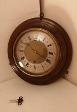 """Lenzkirch 7"""" Dial Wall Clock - An 8 Day Timepiece Wall Clock"""