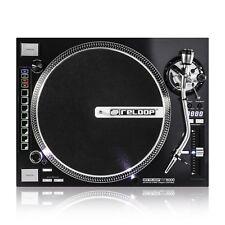 Reloop RP8000 Vinyl Deck DJ Turntable - High Torque Direct Drive RP-8000 w/ MIDI