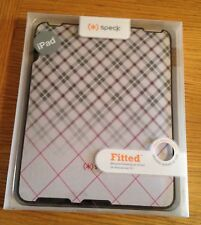 SPECK Original APPLE iPad 1 Fitted Fabric Wrapped Shell Protective Hard Case