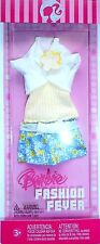 BARBIE  DRESS ABITO FASHION FEVER MATTEL K8504