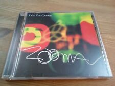 John Paul Jones Zooma CD Japan 1999
