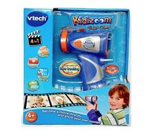 VTECH Kidizoom Childrens CAMCORDER Kids VIDEO CAM CAMERA (BLUE)  *NEW*