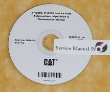 Business & Industrial CAT CATERPILLAR TH355B TH360B TELEHANDLER ...