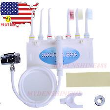 Dental water floss oral irrigator Jet Interdental Brush Tooth Dental Flosser New