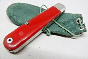 1960 Wenger / Wengerinox 93mm model 1951 Soldier Swiss Army Knife