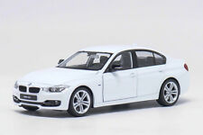 Welly 1:24 BMW F30 335i White Diecast Model Car Vehicle New in Box