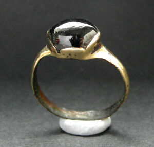 Genuine early Medieval/Viking bronze ring - wearable