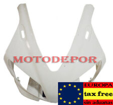 FRONTAL UPPER FRONT YAMAHA R1 1998-1999 98-99 ABS SIN PINTAR UNPAINTED