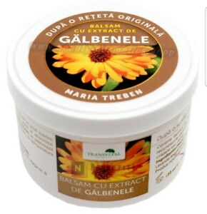 Ringelblumen Salbe Calendula Balsam 150ml 100%Natural Hautcreme von Maria Treben