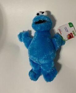 "Sesame Street Cookie Monster Playskool Friends 10"" Inch Plush Figure"