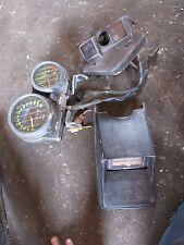 1985 kawasaki zx750 gpz750 gauges speedometer tachometer indicators 85
