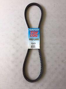 Dayco 22475 belt John Deere 6000 Sprayer GMC HD Isuzu HD Hudson 1932-33