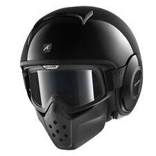 Shark Raw Blank Jet Helmet 55/56