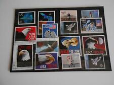 USA  Marken MNH 121 Dollar Face Falue Space