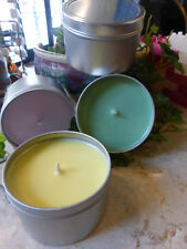 Soy Wax Candle Making Kit - Make 4 Tins!