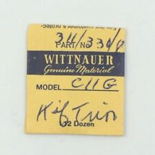 NEW OLD STOCK WITTNAUER C11G KIF-TRIFLECTOR DEVICE WATCH PART #311/330