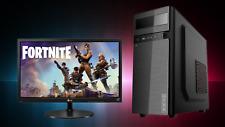EPIC FORTNITE GAMING COMPUTER - Intel i5 - Nvidia GTX - 8GB RAM